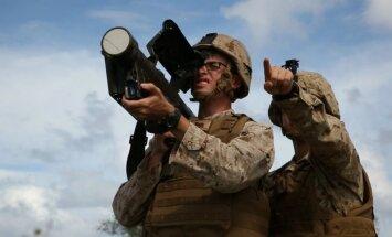 Latvijas armija vasaras otrajā pusē plāno saņemt 'Stinger' raķetes