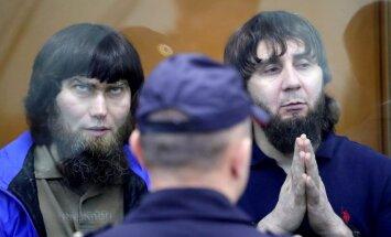 Par Borisa Ņemcova slepkavību notiesātajiem piespriež smagus cietumsodus