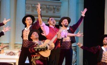 Foto: Jēkabpilī izskanējušas Operas dienas