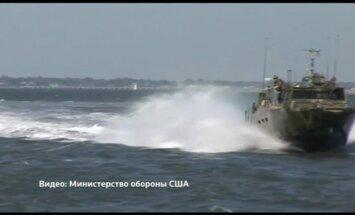 Иран задержал в Персидском заливе два катера ВМС США