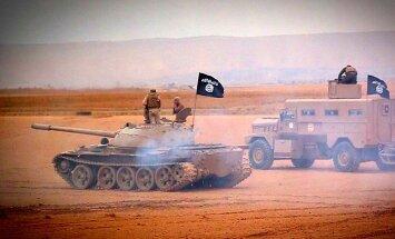 Sīrijas armija uzbrūk 'Daesh' Alepo provinces ziemeļos