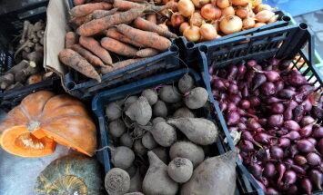 С 2018 года НДС на характерные для Латвии фрукты, ягоды и овощи составит 5%