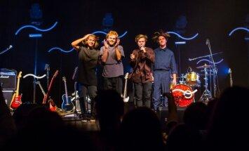 'Carnival Youth' noslēgs Latvijas turneju koncertzālē 'Palladium'