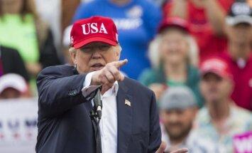 Tramps atlaiž ģenerālprokurora vietas izpildītāju, kura iestājās pret viņa imigrācijas rīkojumu