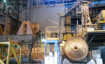 Ašeradens atturīgs par valdības iespēju palīdzēt 'British Steel' atjaunot 'Liepājas metalurga' darbību