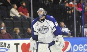 'Lightning' nosūta Gudļevski uz AHL