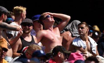 Sidneja piedzīvo karstāko dienu kopš 1939. gada