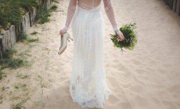 Īstās kāzu kleitas meklējumos: kam pievērst uzmanību un kā to izvēlēties saskaņā ar aktualitātēm