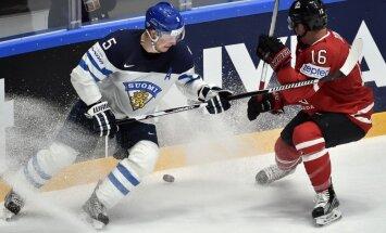 Pasaules hokeja čempionātā klāt izšķirošās medaļu spēles