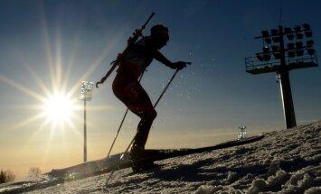 Par biatlonistu dopinga analīzēm Pasaules kausa posmā Krievijā rūpēsies Vācijas kompānija