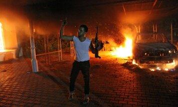 ASV piesolījušas desmit miljonus par Bengāzī uzbrucēju galvām