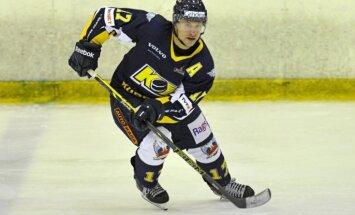 Macijevskis kļuvis par decembra vērtīgāko spēlētāju hokeja virslīgā
