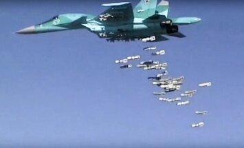 Минобороны РФ сообщило о ликвидации двух командиров и 180 боевиков ИГ в Сирии