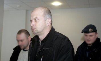 Notiesātā uzņēmēja Ivanova intereses pārstāvošais policists Teļnovs tiek tiesāts par narkotiku noziegumiem