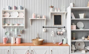 5 золотых правил для порядка на кухне, которых придерживаются авторы кулинарных книг