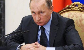 Путин впервые попал в список самых влиятельных людей мира по версии Bloomberg