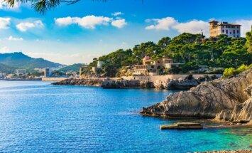 Spānija ievieš ierobežojumus tūrismam Maljorkā, Ibisā un citās salās
