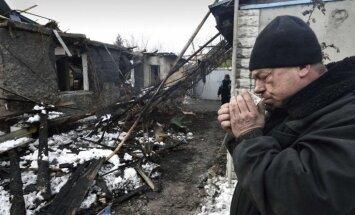 Infografika: Donbass 'pirms un pēc Putina'