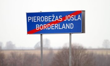 Pēc vairākkārtējiem lūgumiem Krievija neinformē par infrastruktūras attīstību robežpunktos