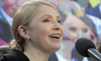 Jūlija Timošenko paziņo par tautas pretošanās kustības izveidi