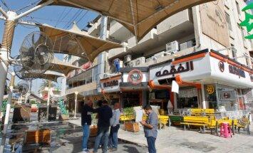 Video: Džihādists Bagdādē uzspridzinās pie saldējuma kafejnīcas