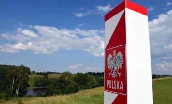 Polija pagarina pastiprināto režīmu uz robežas ar Kaļiņingradu