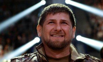 Кадыров укрепил дружбу с Тайсоном