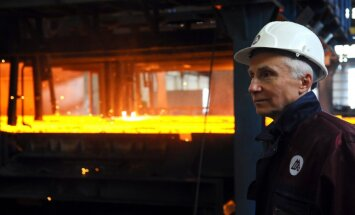 Šķēles ģimene iegulda jaunā rūpnīcā; pie stūres bijušais 'Liepājas metalurga' vadītājs