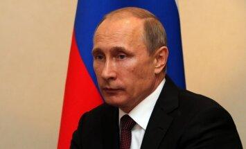 Путин: Россия готова поддержать финансово украинский народ