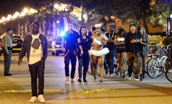Universitātē ASV notikusi apšaude Helovīna ballītes laikā