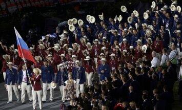 Krievijas Olimpiskā komiteja vienbalsīgi atbalsta krievu sportistu startu Phjončhanā