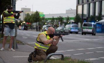 Стрельба в Мюнхене: что известно на данный момент (обновлено)
