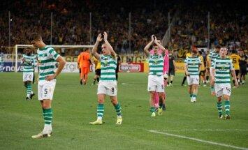 'Spartaka' un 'Sūduvas' dueļa uzvarētājs UEFA Eiropas līgas izšķirošajā kārtā tiksies pret slaveno 'Celtic'
