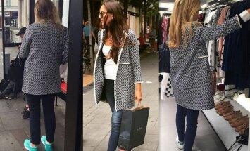 'Tas mētelis' – apģērba gabals, kas kļuvis par modes dāmu apsēstību