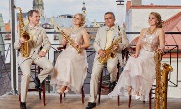 Festivālā 'Saxophonia' satiksies saksofonu mūzikas virtuozi no visas pasaules