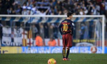 Barcelona s Lionel Messi