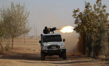 Turcija bažījas par iespējamu ASV un Krievijas karu Sīrijas konflikta dēļ