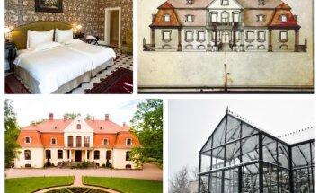 ФОТО. Путешествие во времени: Как в Лиепупе поместье телохранителя шведского короля восстановили