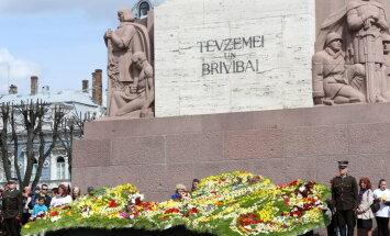 На следующей неделе откроется после реставрации памятник Свободы