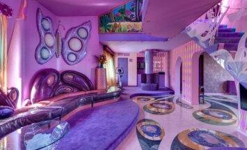 Kā izskatās pats glamūrīgākais dzīvoklis visā Maskavā