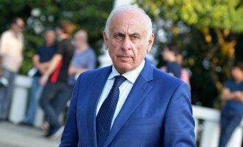Ceļā no Sočiem gājis bojā Abhāzijas premjers; Moldovā avarē prokremliskais Dodons