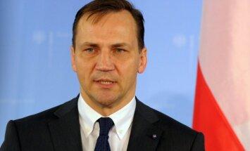 Polijas ārlietu ministrs: Krievija vairs nespēs atgūt iepriekšējās attiecības ar Rietumiem