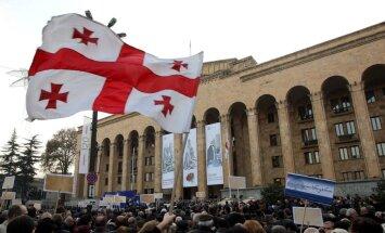 Евросоюз отменит визы для граждан Грузии в октябре