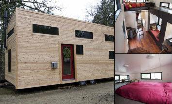 Пара променяла шикарный особняк на крошечный дом-мечту