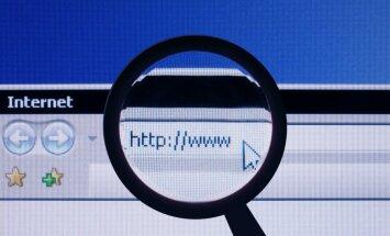 Krievijas mediju uzraugi bloķējuši 600 interneta vietnes
