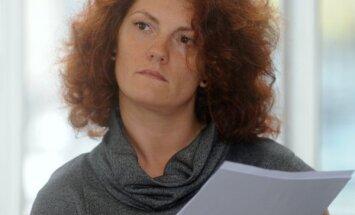 Aktīviste Ieva Brante pieteikusi divus 16. marta piketus