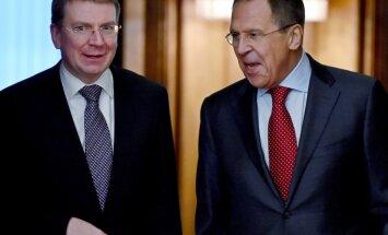 Rinkēviča ārlietu ziņojums – Krievija turpina uz konfliktiem vērstu ārpolitiku