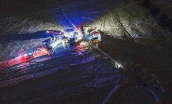 Крушение Ан-148 в Подмосковье. Что известно к утру понедельника