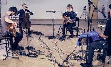 'The Sound Poets' 1. aprīlī uzsāks akustisko koncertu sēriju 'Joprojām'