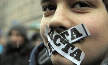 Saeimas Ārlietu komisijā diskutēs par ACTA nolīgumu